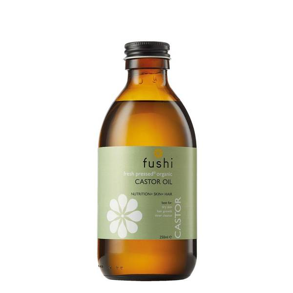Bilde av Castor olje 250ml, ferskpresset og økologiskl / Fushi
