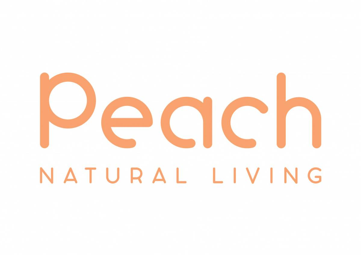 300 ml smoothiekopp med sugerør, Grønn / Peach