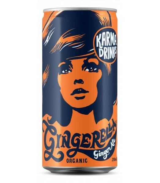 Bilde av Gingerella Ginger 250 ml / Karma drinks