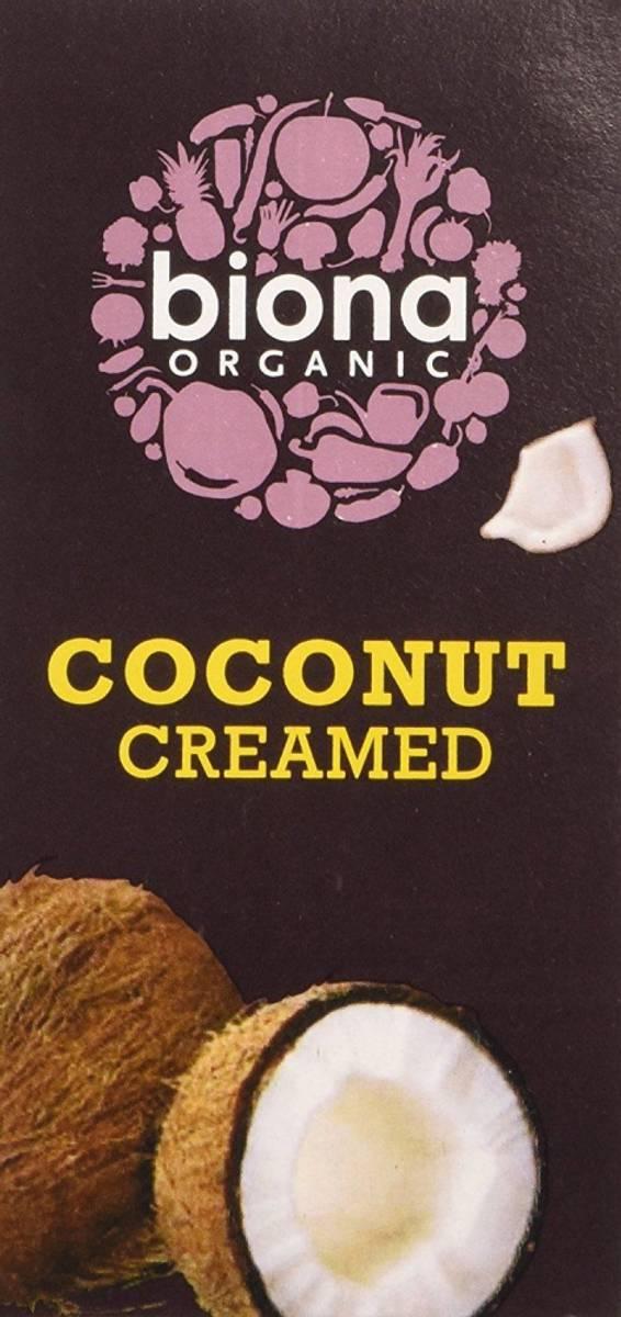 Kremet kokos 200g / Biona Organic
