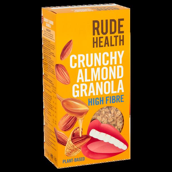 Bilde av Crunchy Granola med mandel 400g / Rude Health