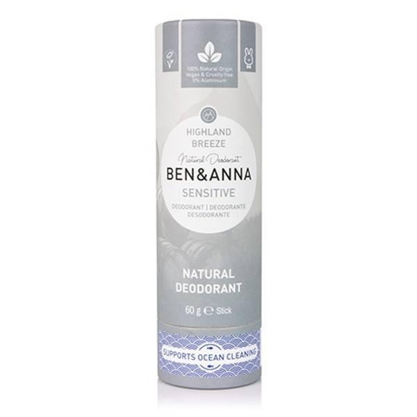 Bilde av Deodorantstift 60g /Highland Breeze / Sensitiv hud / Ben & Anna