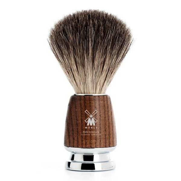 Bilde av  Mühle Rytmo barberkost m/grevlingbust, ASK
