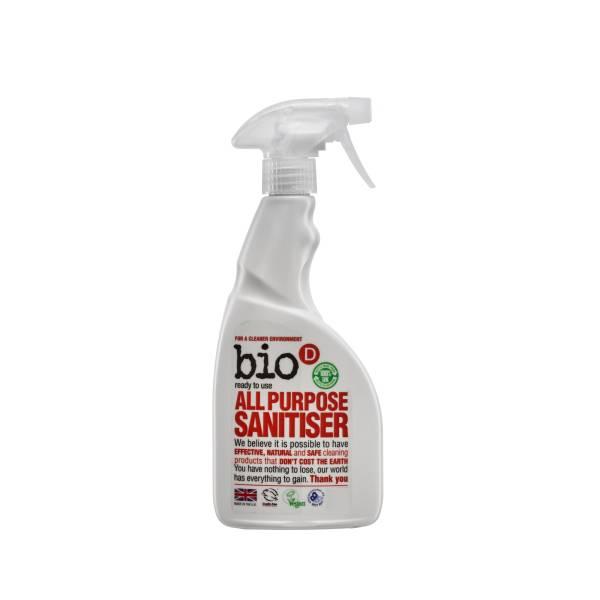 Bilde av Antibakteriell rengjøringsspray 500ml / Bio-D