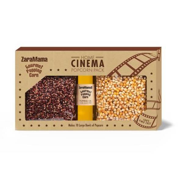 Bilde av Hjemmekino popcorn-pakke 950g / ZaraMama