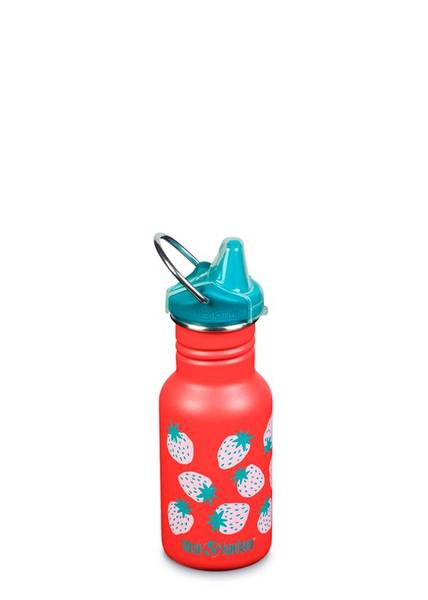 Bilde av Drikkeflaske SIPPY 355 ml Coral Strawberries / Klean Kanteen