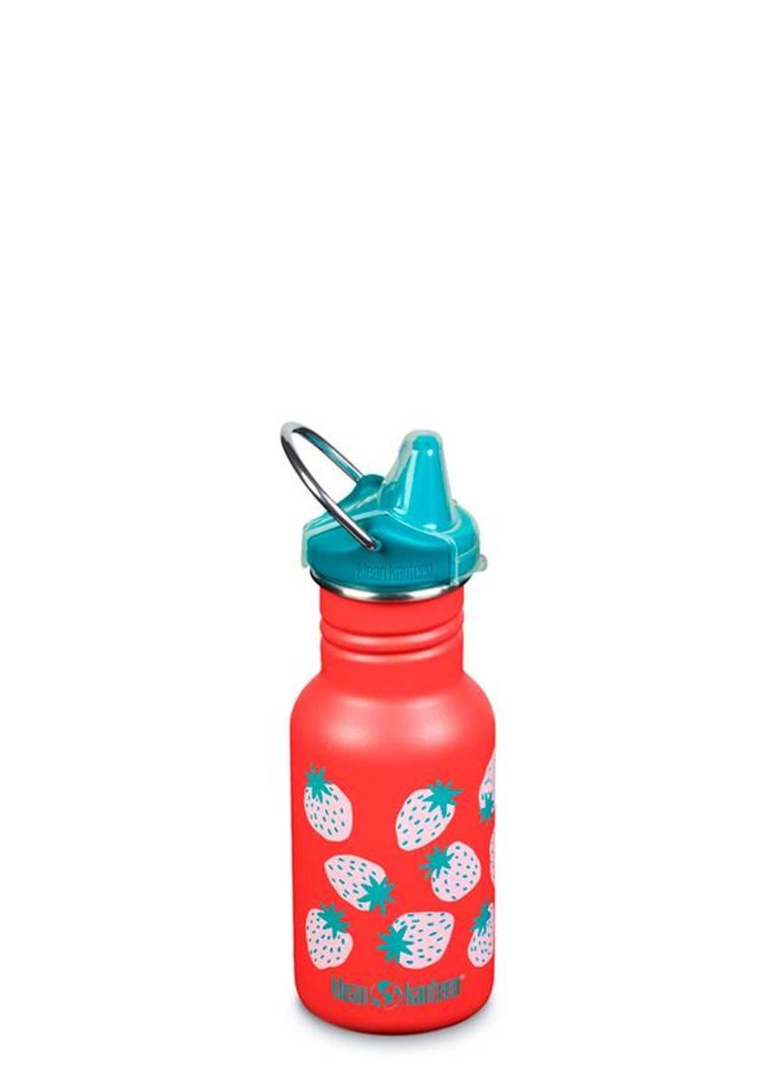 Drikkeflaske SIPPY 355 ml Coral Strawberries / Klean Kanteen