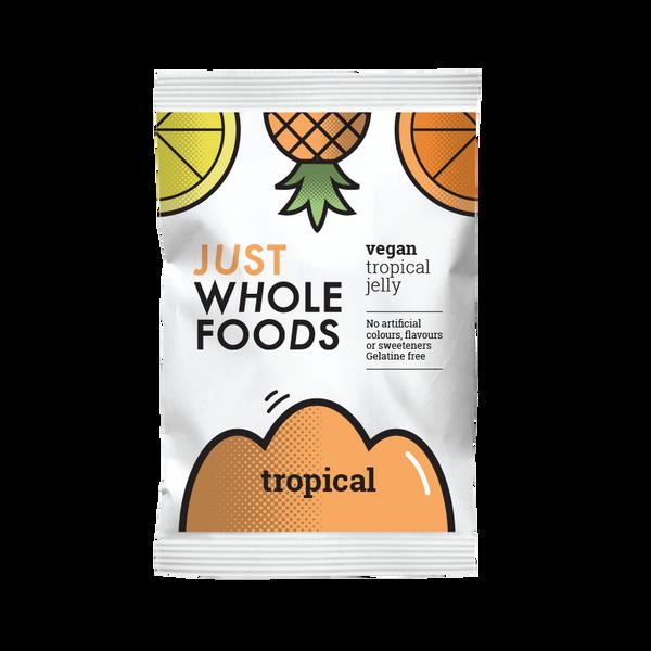 Bilde av Vegansk gelé Tropisk / Just Wholefoods