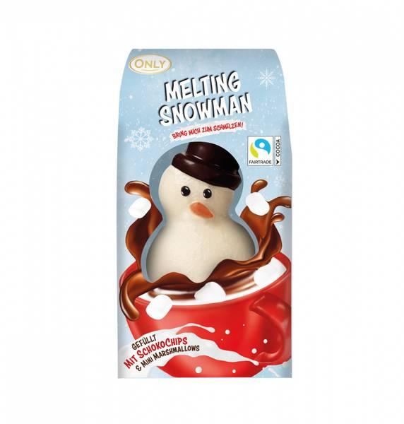 Bilde av Kakao med marshmallows, Melting Snowman 75g / Only