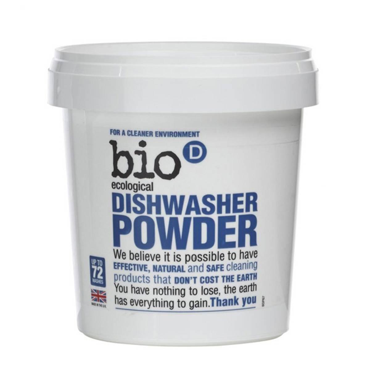720g Oppvaskpulver til oppvaskmaskin / Bio-D