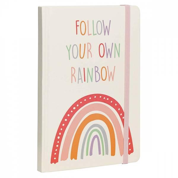 Bilde av Follow your own rainbow - dagbok / Beeorganic