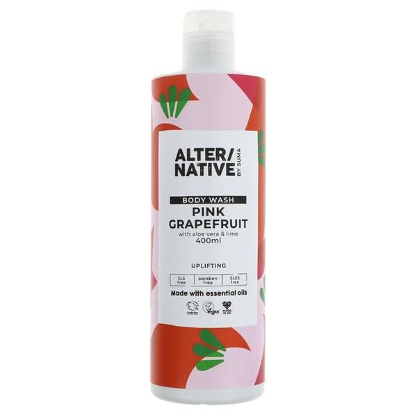 Bilde av Dusjsåpe Pink Grapefruit & Aloe 400ml / Alter/native