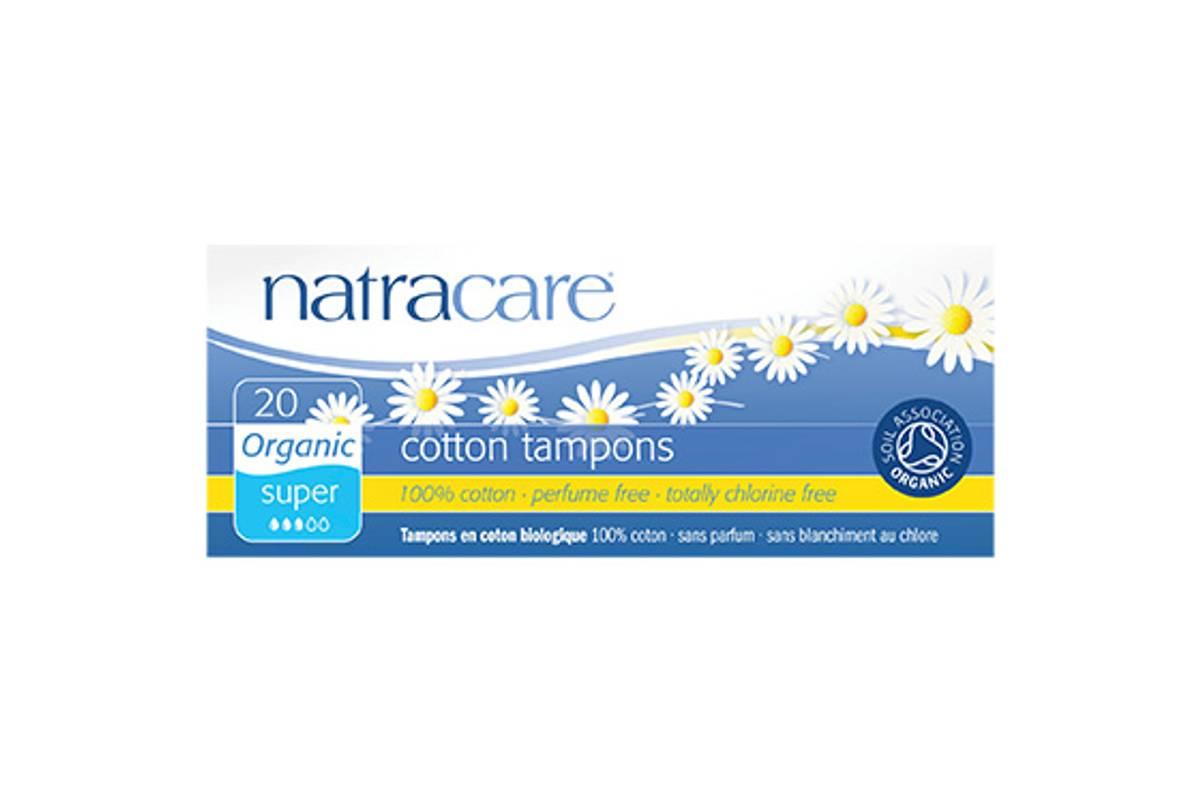 20 stk SUPER økologiske tamponger / Natracare