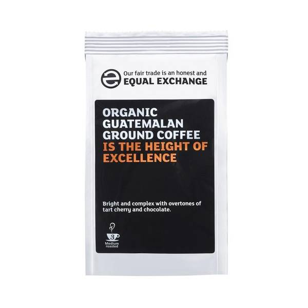 Bilde av Guatemalan malt kaffe 227 g / Equal Exchange
