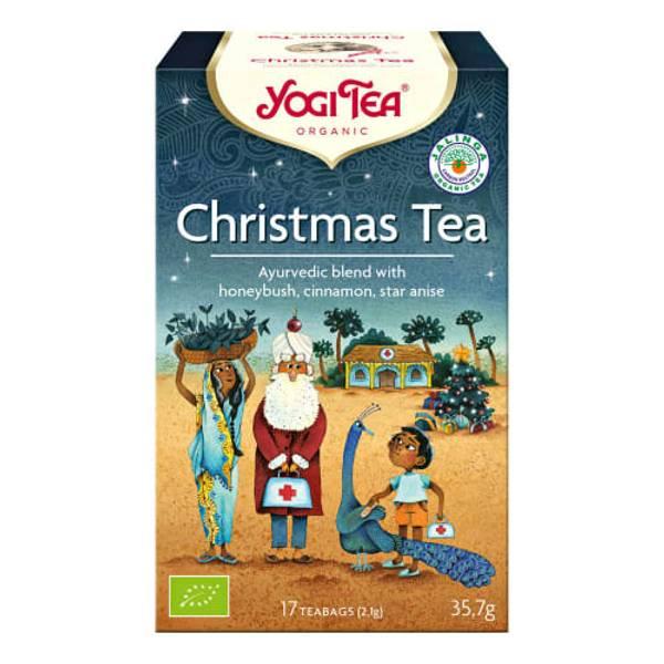 Bilde av Christmas tea 17 teposer / Yogi Tea
